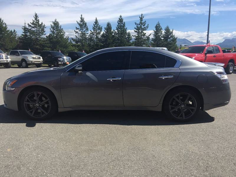 2014 Nissan Maxima for sale at Frontier Auto Sales in Anchorage AK
