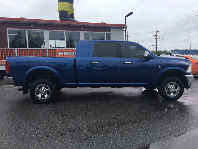 2011 RAM Ram Pickup 3500 for sale at Frontier Auto Sales in Anchorage AK