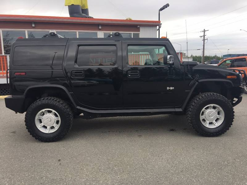 2004 HUMMER H2 for sale at Frontier Auto Sales in Anchorage AK