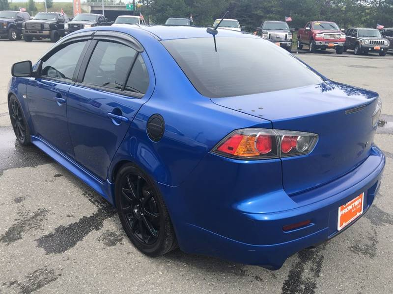 2011 Mitsubishi Lancer for sale at Frontier Auto Sales in Anchorage AK
