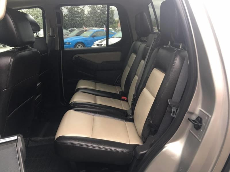 2008 Ford Explorer Sport Trac for sale at Frontier Auto Sales in Anchorage AK