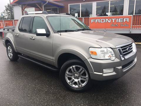 2008 Ford Explorer Sport Trac for sale in Anchorage, AK