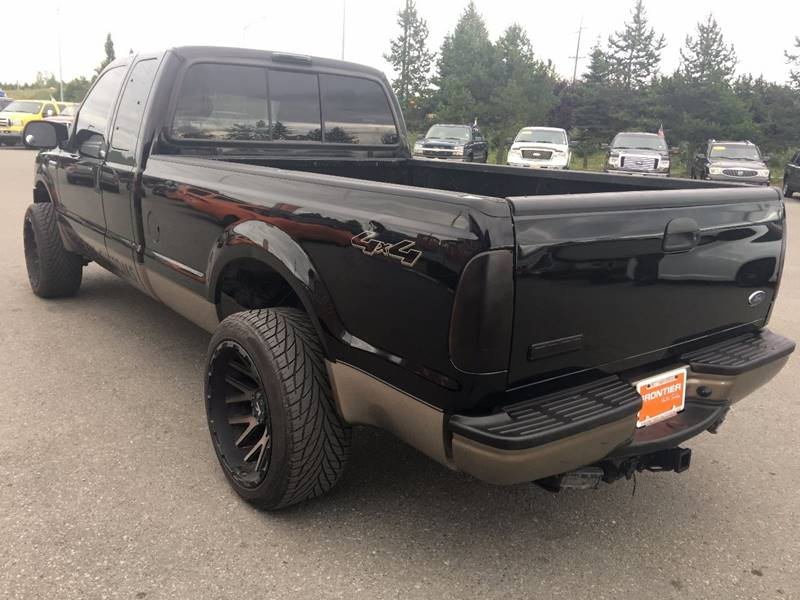 2006 Ford F-250 Super Duty for sale at Frontier Auto Sales in Anchorage AK