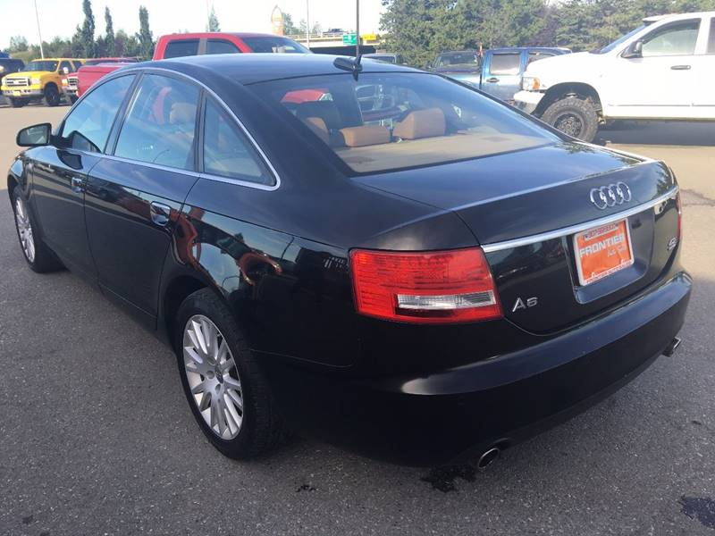 2006 Audi A6 for sale at Frontier Auto Sales in Anchorage AK