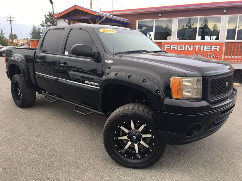 2013 GMC Sierra 1500 for sale at Frontier Auto Sales in Anchorage AK