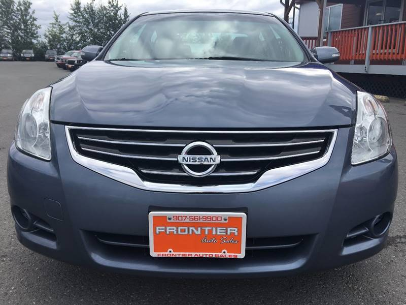 2011 Nissan Altima for sale at Frontier Auto Sales in Anchorage AK