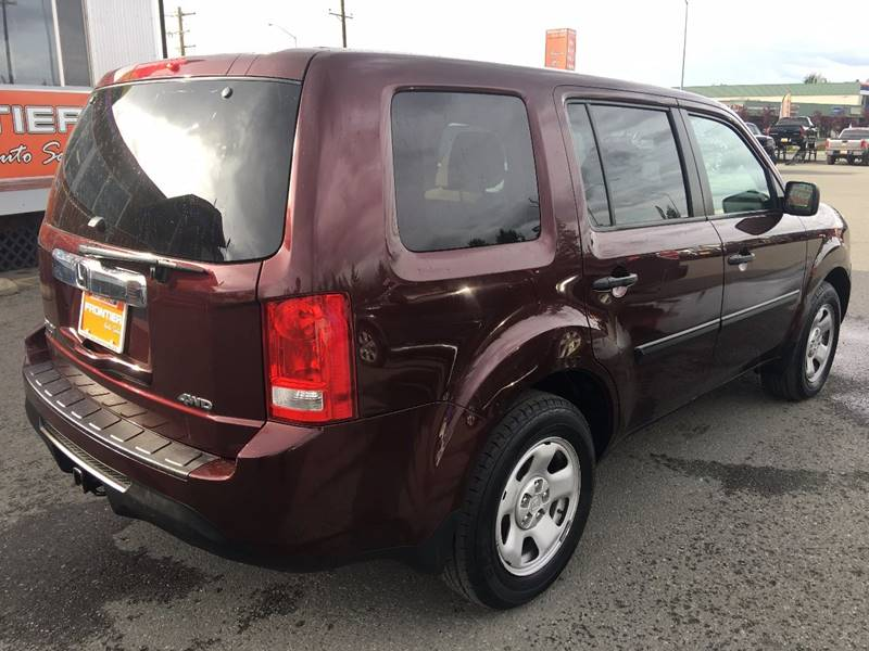 2014 Honda Pilot for sale at Frontier Auto Sales in Anchorage AK