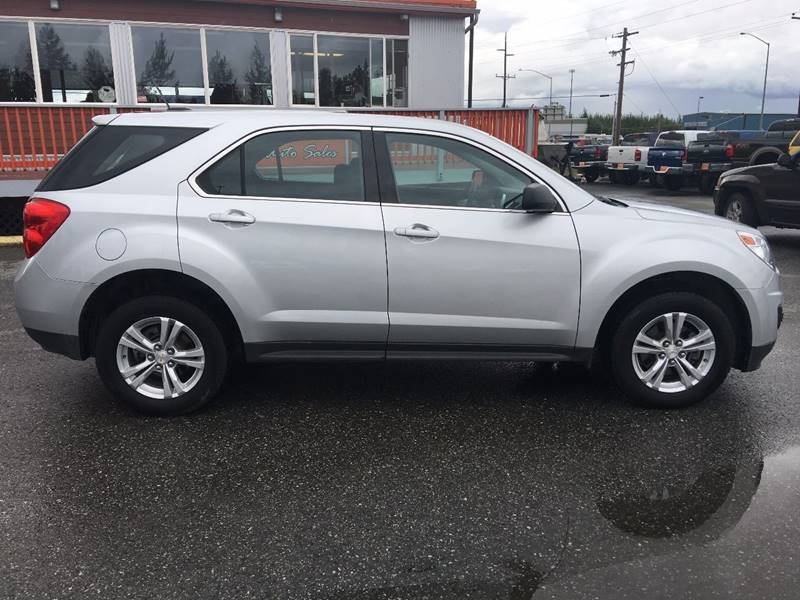 2015 Chevrolet Equinox for sale at Frontier Auto Sales in Anchorage AK