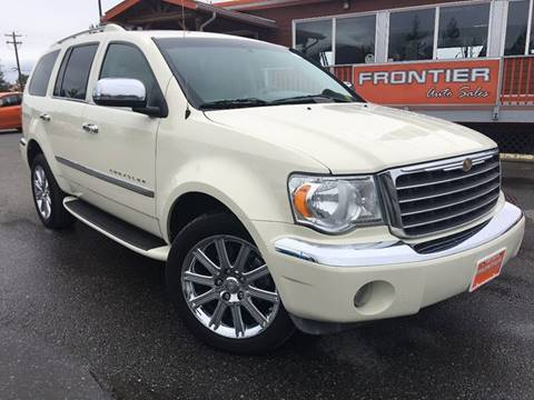 2009 Chrysler Aspen for sale at Frontier Auto Sales in Anchorage AK