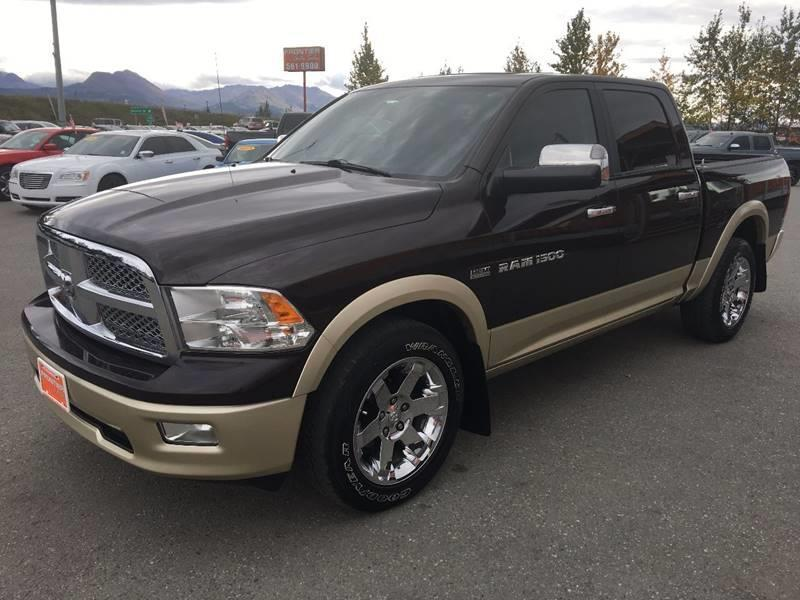 2011 RAM Ram Pickup 1500 for sale at Frontier Auto Sales in Anchorage AK