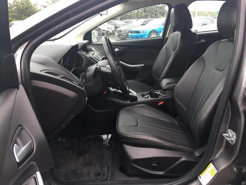 2014 Ford Focus for sale at Frontier Auto Sales in Anchorage AK