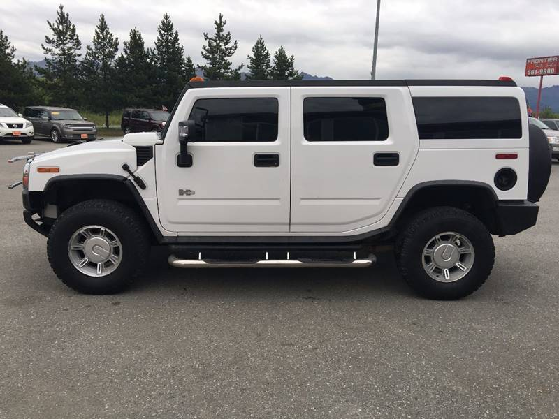 2006 HUMMER H2 for sale at Frontier Auto Sales in Anchorage AK