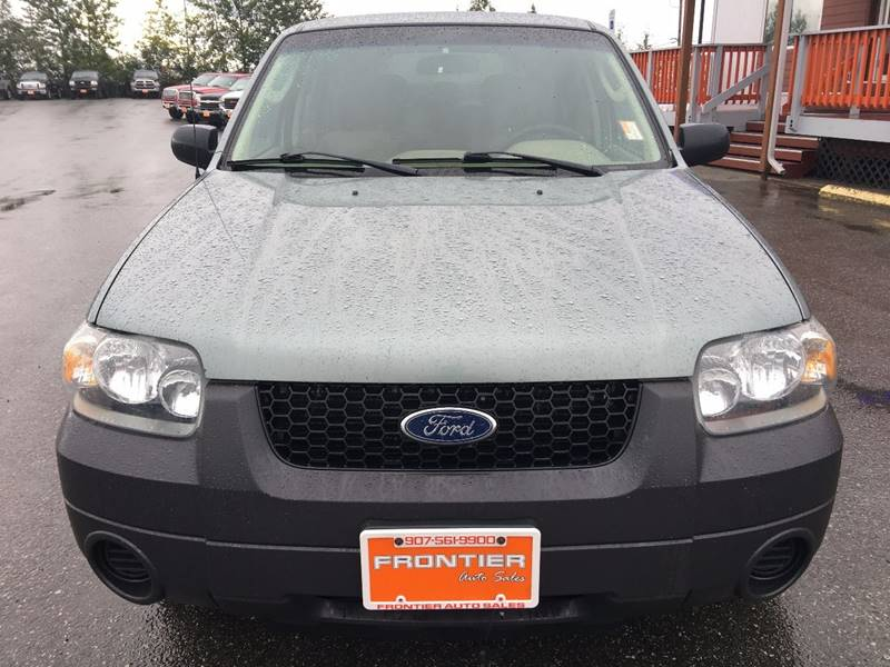 2006 Ford Escape for sale at Frontier Auto Sales in Anchorage AK