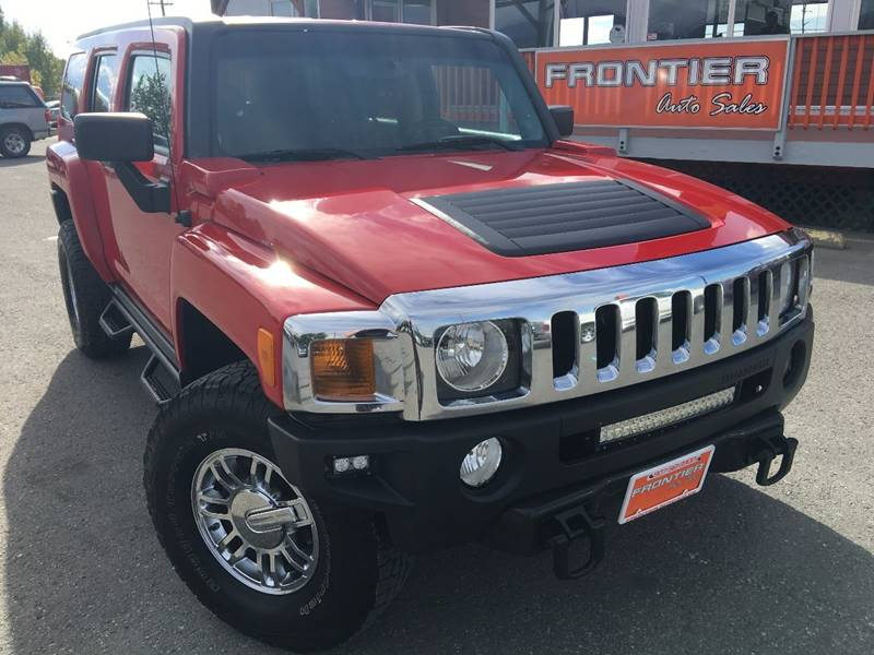 2007 HUMMER H3 for sale at Frontier Auto Sales in Anchorage AK