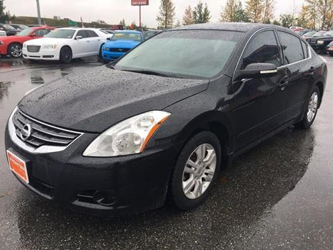 2012 Nissan Altima for sale in Anchorage, AK