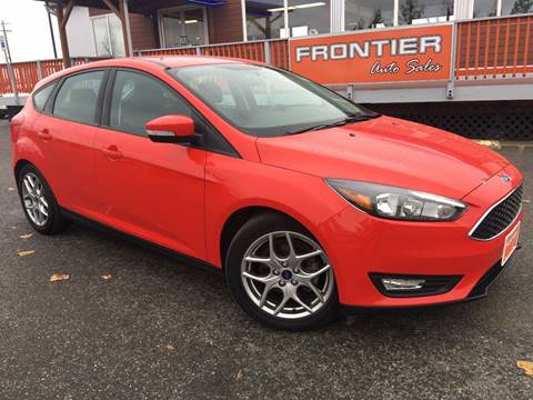 2015 Ford Focus for sale in Anchorage, AK