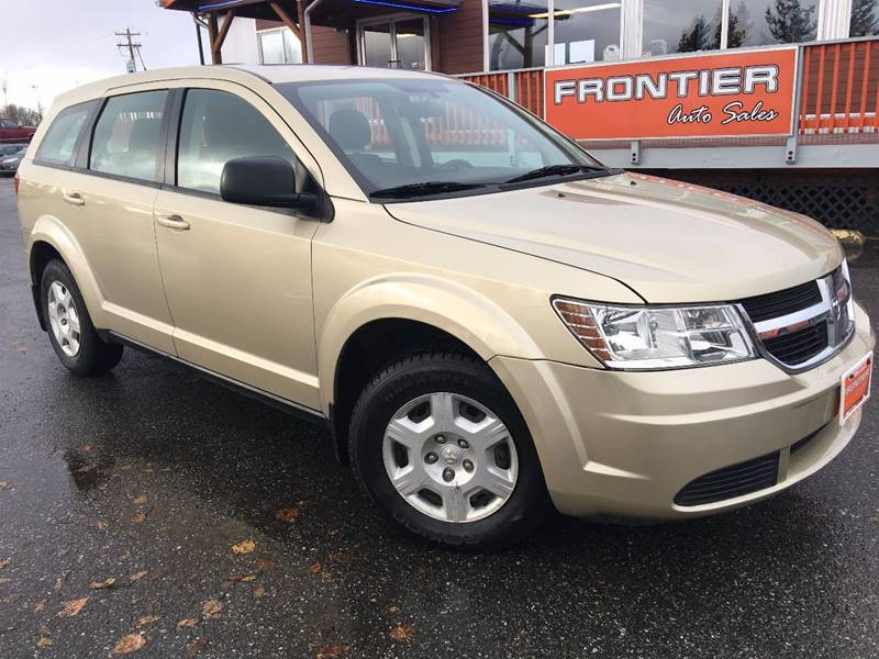 2010 Dodge Journey for sale at Frontier Auto Sales in Anchorage AK