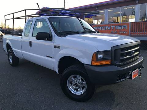 2000 Ford F-250 Super Duty for sale in Anchorage, AK