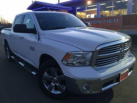 2014 RAM Ram Pickup 1500 for sale in Anchorage, AK