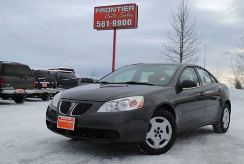 2006 Pontiac G6 for sale in Anchorage, AK