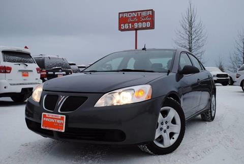 2008 Pontiac G6 for sale in Anchorage, AK
