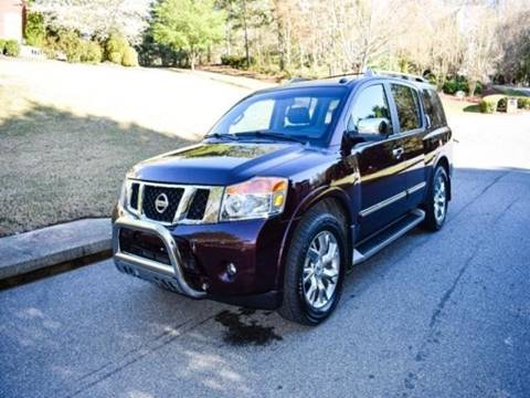 2014 nissan armada for sale. Black Bedroom Furniture Sets. Home Design Ideas