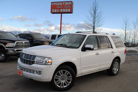 2012 Lincoln Navigator for sale in Anchorage, AK