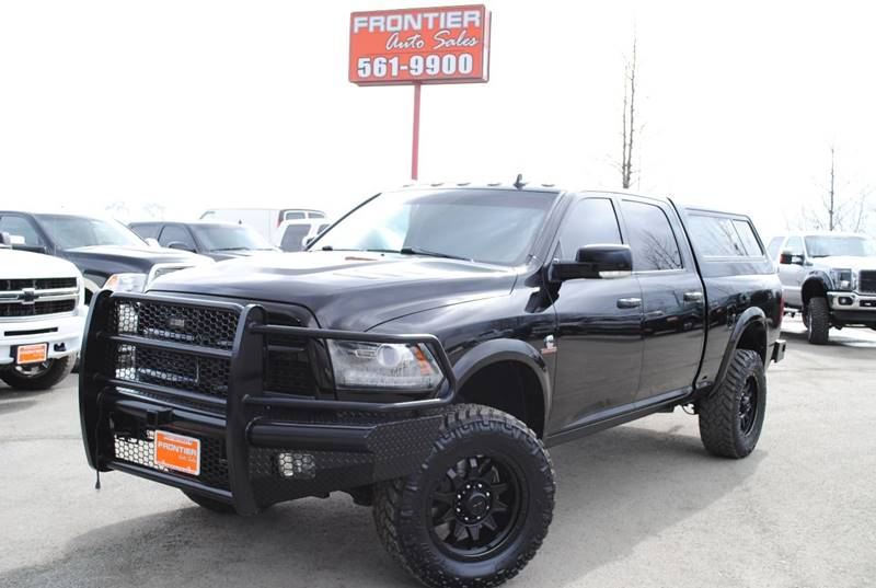 Frontier Auto Sales >> 2014 Ram Ram Pickup 2500 Laramie In Anchorage Ak Frontier Auto Sales