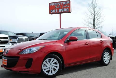 2013 Mazda MAZDA3 for sale in Anchorage, AK
