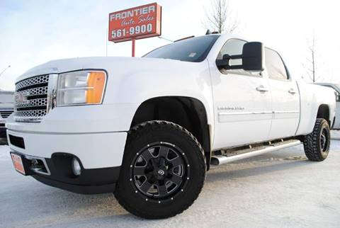 2014 GMC Sierra 2500HD for sale in Anchorage, AK
