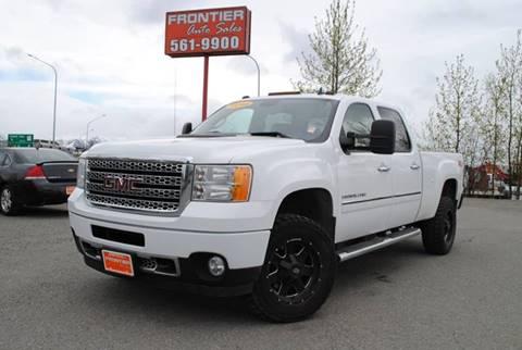 2014 GMC Sierra 2500HD for sale in Anchorage, AK