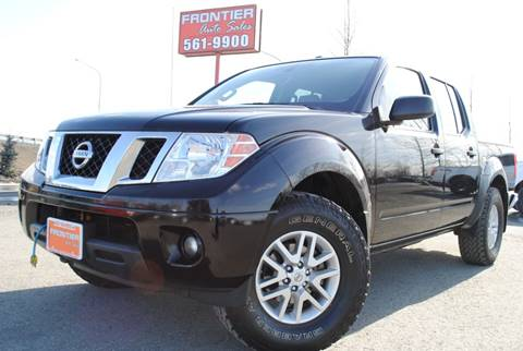 2014 Nissan Frontier for sale in Anchorage, AK