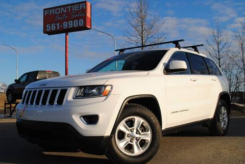 2016 Jeep Grand Cherokee for sale in Anchorage, AK