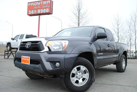 2012 Toyota Tacoma for sale in Anchorage, AK