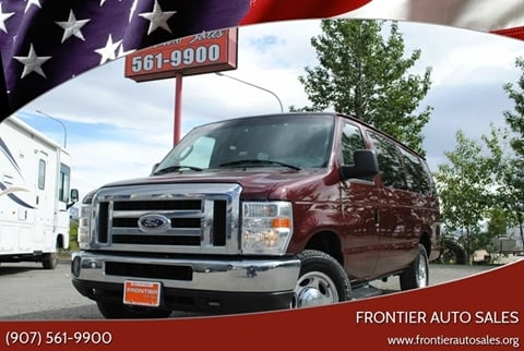 Ford E-Series Wagon For Sale in Anchorage, AK - Frontier