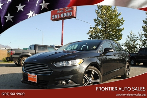 2013 Ford Fusion for sale in Anchorage, AK