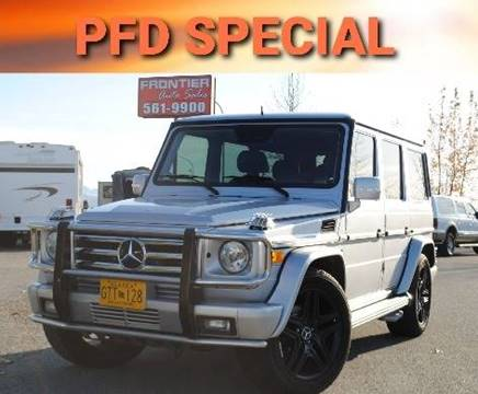 2003 Mercedes-Benz G-Class for sale in Anchorage, AK