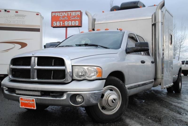 2005 Dodge Ram Pickup 3500 for sale at Frontier Auto & RV Sales in Anchorage AK