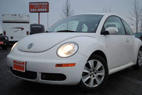 2009 Volkswagen New Beetle for sale in Anchorage, AK