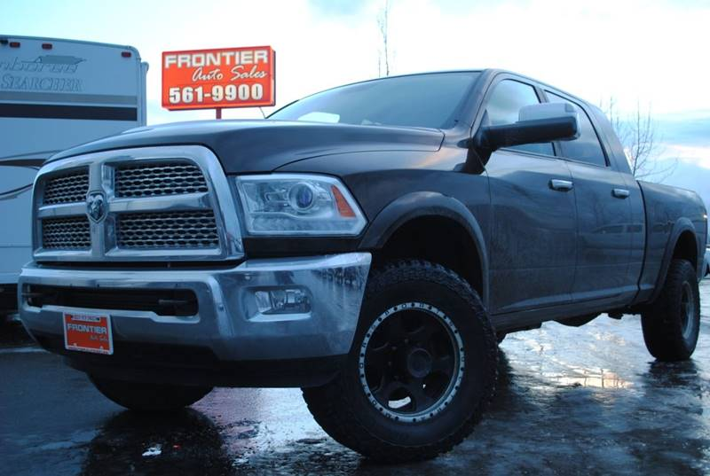 2013 RAM Ram Pickup 3500 for sale at Frontier Auto Sales in Anchorage AK