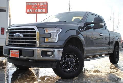 2017 Ford F-150 for sale at Frontier Auto Sales in Anchorage AK