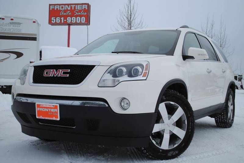 2012 GMC Acadia for sale at Frontier Auto Sales in Anchorage AK