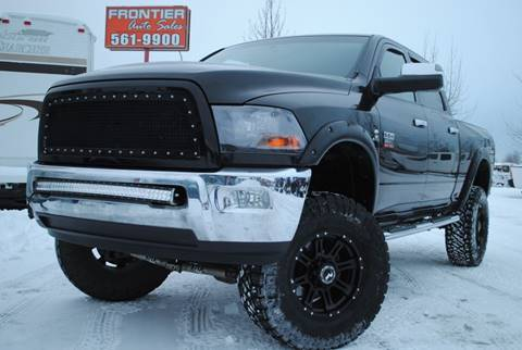 2011 RAM Ram Pickup 2500 for sale at Frontier Auto Sales in Anchorage AK
