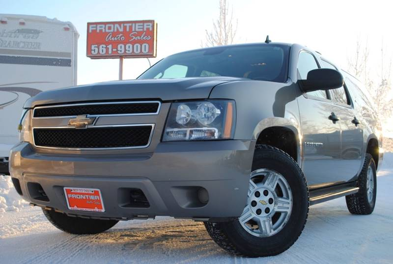 2007 Chevrolet Suburban for sale at Frontier Auto Sales in Anchorage AK