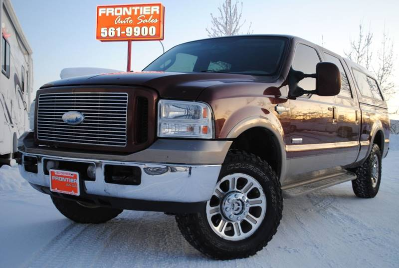 2005 Ford F-250 Super Duty for sale at Frontier Auto Sales in Anchorage AK