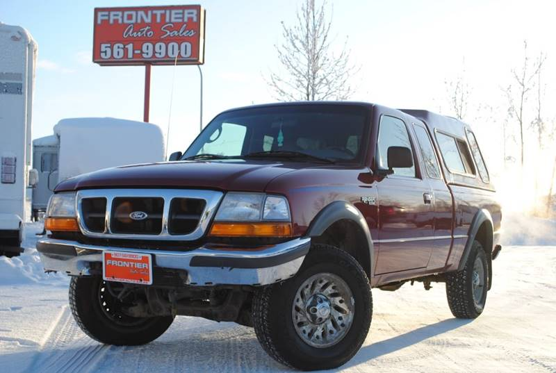 1998 Ford Ranger for sale at Frontier Auto Sales in Anchorage AK