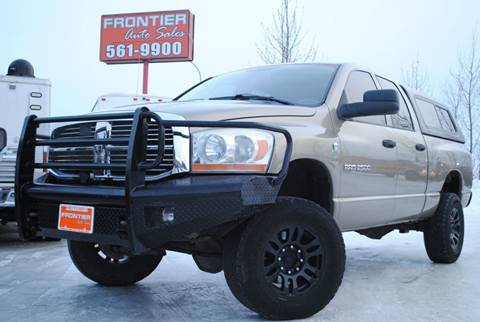 2006 Dodge Ram Pickup 2500 Laramie for sale at Frontier Auto Sales in Anchorage AK