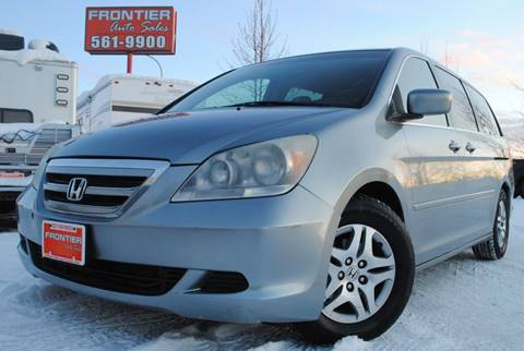2007 Honda Odyssey for sale at Frontier Auto & RV Sales in Anchorage AK