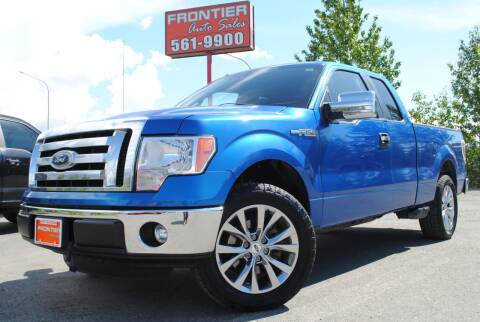 2011 Ford F-150 for sale at Frontier Auto & RV Sales in Anchorage AK