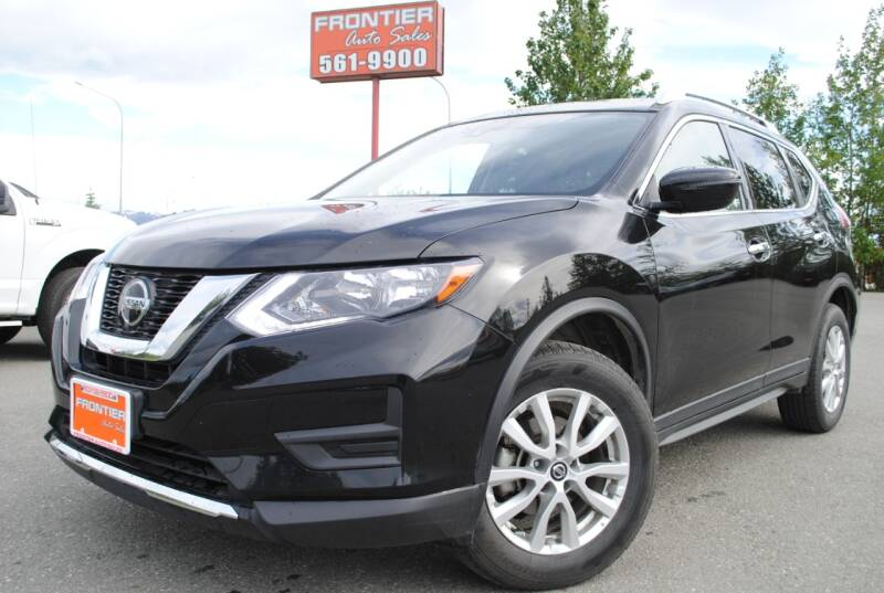 2019 Nissan Rogue for sale at Frontier Auto & RV Sales in Anchorage AK